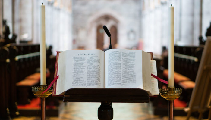 Listening Sermons Will Clean Your Soul